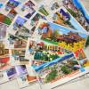 Открытки, календари о Сахалинской области