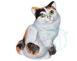 Кошка майолика