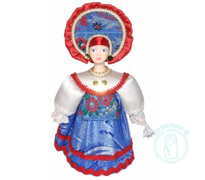 Кукла. Барыня в кокошнике 1