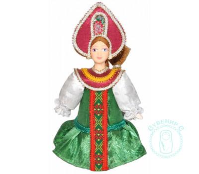 Кукла. Барыня в кокошнике 8