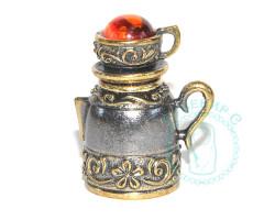 Наперсток Чайник с чашкой
