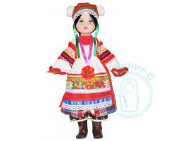 Кукла в русском костюме 2
