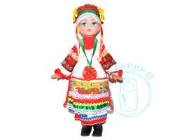 Кукла в русском костюме 3