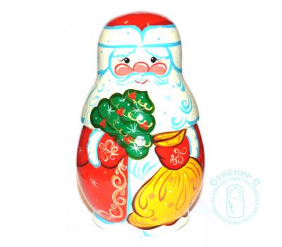 Сувенир-укладка Дед Мороз