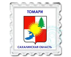 Магнит Герб Томари