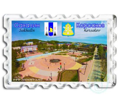 Магнит Корсаков 9