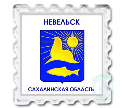 Магнит Герб Невельск