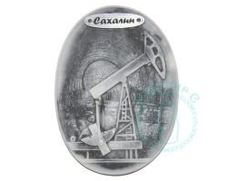 Магнит Нефтяная качалка мр.кр.