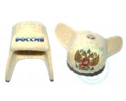 Ушанка-магнит Сахалин