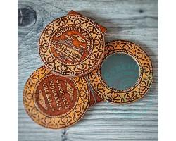 Зеркало Южно-Сахалинск - Краеведческий музей складное