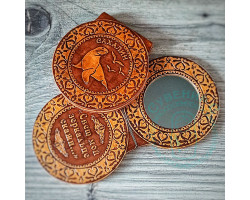 Зеркало Сахалин - Сивуч складное