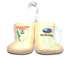 Пара валенок подвеска авто Сахалин-Subaru