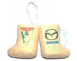 Пара валенок подвеска авто Сахалин-Mazda