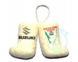 Пара валенок подвеска авто Сахалин-Suzuki