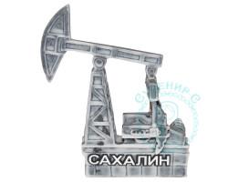 Нефтяная качалка мрамор.кр.