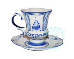 Кофейная пара Идиллия Сахалин