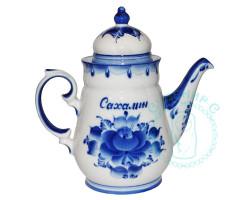 Чайник Чародейка Сахалин