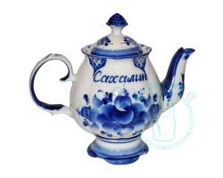 Чайник Цветок Сахалин