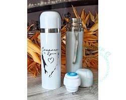 Термос-стакан Сахалин-Курилы 500мл
