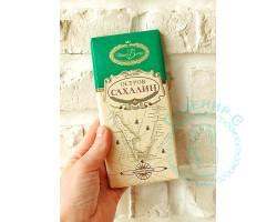 Шоколад молочный Остров Сахалин
