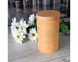 Экоконтейнер ж/б 14,5х8х8 - крышка цвета мед
