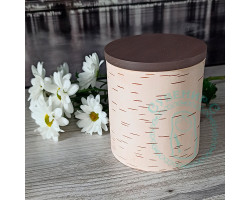 Экоконтейнер б/б 14,5х12х12 - крышка цвета кофе