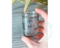Стопка Сахалин стекло (1 шт)