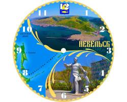 Часы-магнит D 10 Невельск