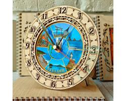 Часы Сахалин D15 фанера