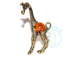 Жираф-мама