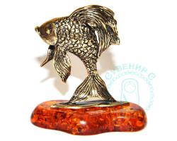 Рыбка Золотая большая