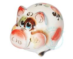 Свинья Алена цвет 5 см