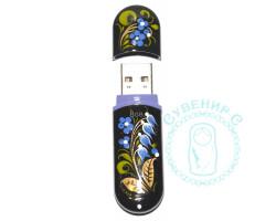 USB накопитель 8 ГБ Хохлома 1