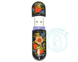 USB накопитель 8 ГБ Хохлома 2