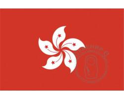 Флаг Гонконга 12х18