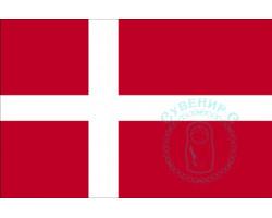 Флаг Дании 12х18