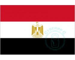 Флаг Египта 12х18