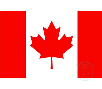 Флаг Канады 12х18