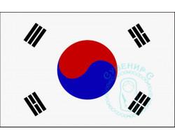 Флаг Южной Кореи - Республики Корея 12х18