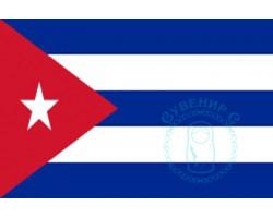 Флаг Кубы 12х18