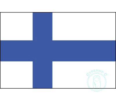 Флаг Финляндии 12х18