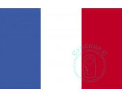 Флаг Франции 12х18