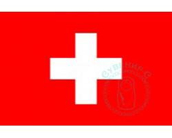 Флаг Швейцарии 12х18