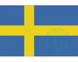 Флаг Швеции 12х18