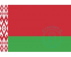 Флаг Белоруссии 12х18