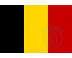 Флаг Бельгии 12х18