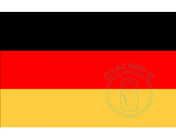 Флаг Германии 12х18