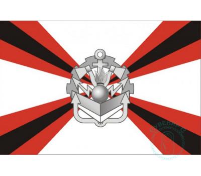 Флаг Инженерные войска ВС РФ 12х18