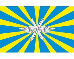 Флаг ВВС РФ 85х125