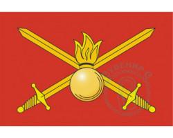 Флаг Сухопутные войcка ВС РФ 12х18